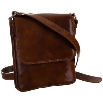 Torbice Ročne torbice Badura 98980 Rjava