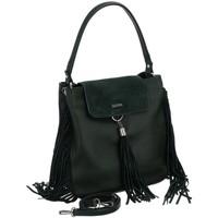 Torbice Ženske Ročne torbice Badura 98560 Črna