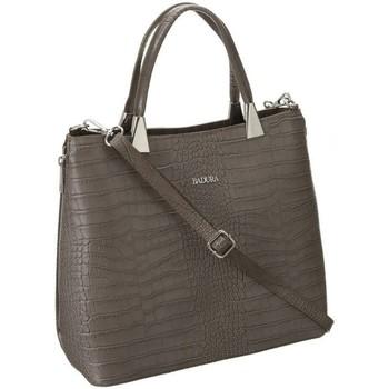 Torbice Ženske Ročne torbice Badura TD183BECD Siva