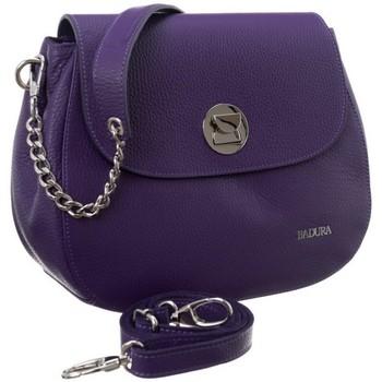 Torbice Ženske Ročne torbice Badura 84820 Vijolična