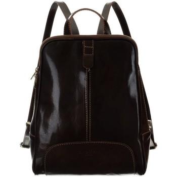 Torbice Ženske Ročne torbice Badura TD193BRCD Rjava