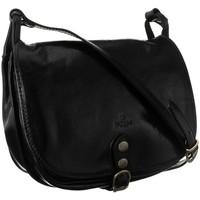 Torbice Ženske Ročne torbice Badura TD182CZCD Črna