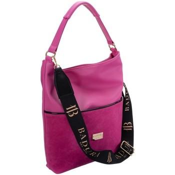 Torbice Ženske Ročne torbice Badura TD202ROCD Roza