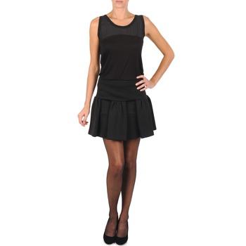 Oblačila Ženske Krila Manoush JUPE MERINGUE Črna