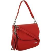 Torbice Ženske Ročne torbice Badura 107710 Rdeča