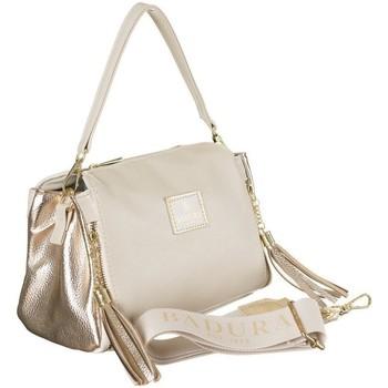 Torbice Ženske Ročne torbice Badura 122040 Zlata