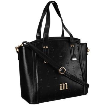 Torbice Ženske Ročne torbice Monnari 124700 Črna