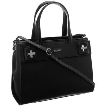 Torbice Ženske Ročne torbice Badura 84330 Črna