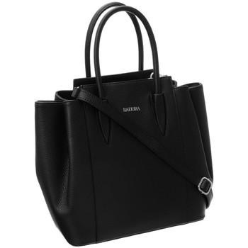 Torbice Ženske Ročne torbice Badura 82010 Črna