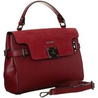 Torbice Ženske Ročne torbice Badura TD208BORCE Rdeča