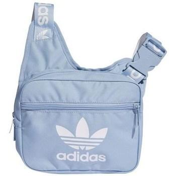 Torbice Ročne torbice adidas Originals AC Sling Bag Svetlo modra