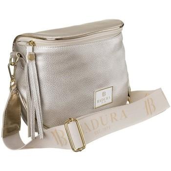 Torbice Ženske Ročne torbice Badura TD223PERLCD Zlata