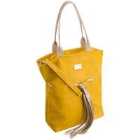 Torbice Ženske Ročne torbice Badura 59460 Rumena