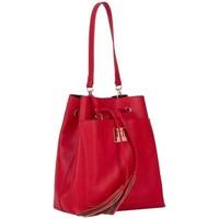 Torbice Ženske Ročne torbice Monnari 113060 Rdeča