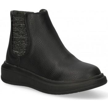 Čevlji  Deklice Gležnjarji Garvalin 57889 Črna