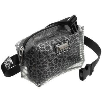 Torbice Ženske Ročne torbice Monnari BAG2950M22 Črna, Siva