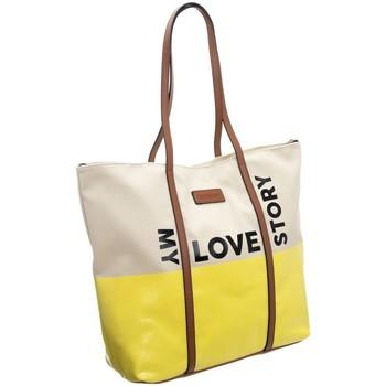 Torbice Ženske Ročne torbice Monnari 67970 Rumena, Bež