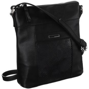 Torbice Ženske Ročne torbice Monnari BAG0510020 Črna