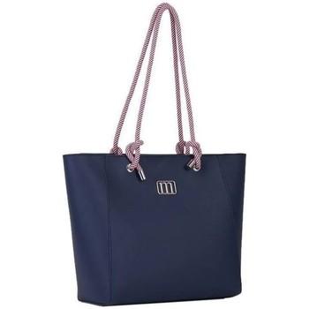 Torbice Ženske Ročne torbice Monnari 113270 Mornarsko modra