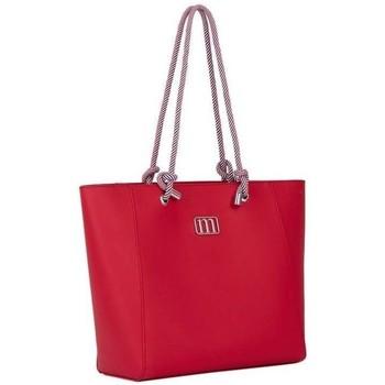 Torbice Ženske Ročne torbice Monnari 113260 Rdeča