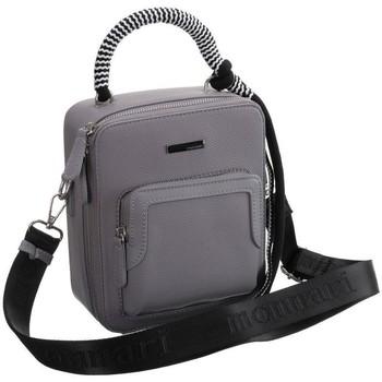 Torbice Ženske Ročne torbice Monnari BAG0040019 JZ20 Siva