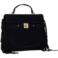 Torbice Ženske Ročne torbice Monnari BAG1690020 Črna