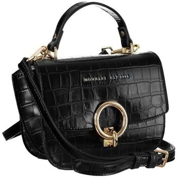 Torbice Ženske Ročne torbice Monnari 125500 Črna