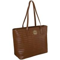 Torbice Ženske Ročne torbice Monnari 117520 Rjava
