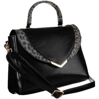 Torbice Ženske Ročne torbice Monnari 125230 Črna