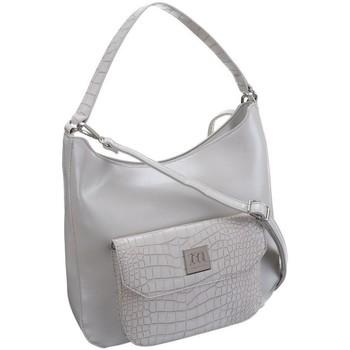 Torbice Ženske Ročne torbice Monnari BAG1200019 Siva