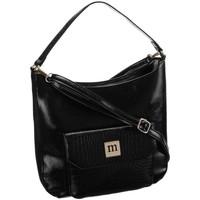 Torbice Ženske Ročne torbice Monnari BAG1200020 Črna
