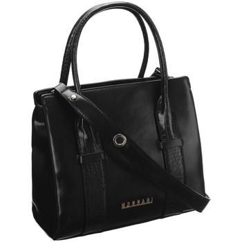 Torbice Ženske Ročne torbice Monnari BAG1170020 Črna