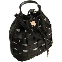 Torbice Ženske Ročne torbice Monnari 48180 Črna