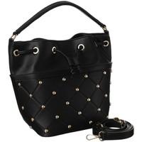 Torbice Ženske Ročne torbice Monnari 115080 Črna