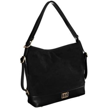 Torbice Ženske Ročne torbice Monnari 125550 Črna