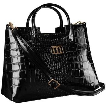 Torbice Ženske Ročne torbice Monnari 125740 Črna