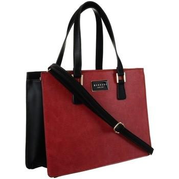Torbice Ženske Ročne torbice Monnari 118160 Rdeča