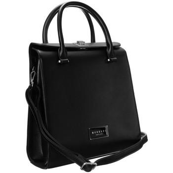 Torbice Ženske Ročne torbice Monnari 124470 Črna