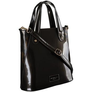 Torbice Ženske Ročne torbice Monnari 124810 Črna