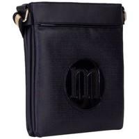 Torbice Ženske Ročne torbice Monnari BAG0370M20 Črna