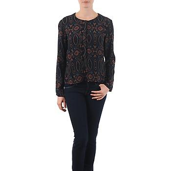 Oblačila Ženske Topi & Bluze Antik Batik VEE Črna