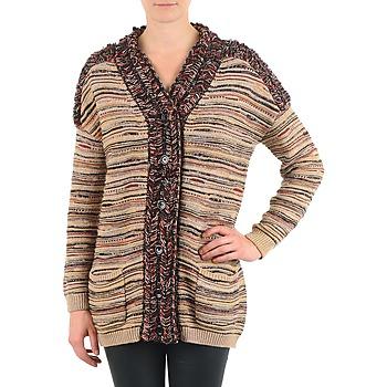 Oblačila Ženske Telovniki & Jope Antik Batik WAYNE Bež