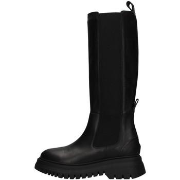 Čevlji  Ženske Mestni škornji    Janet&Janet 02204 BLACK