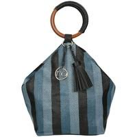Torbice Ženske Ročne torbice Nobo 52930 Črna, Modra
