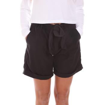 Oblačila Ženske Kratke hlače & Bermuda Gas 375274 Črna