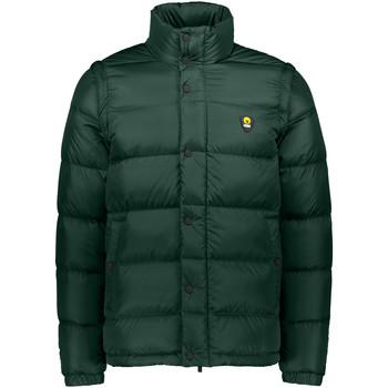 Oblačila Moški Puhovke Ciesse Piumini 214CPMJ21496 N3F11D Zelena