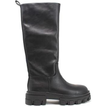Čevlji  Ženske Mestni škornji    Gold&gold B21 GB190 Črna
