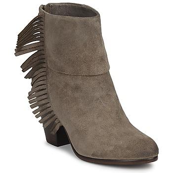 Čevlji  Ženske Gležnjarji Ash QUICK Siva