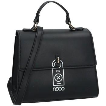 Torbice Ženske Ročne torbice Nobo 82860 Črna