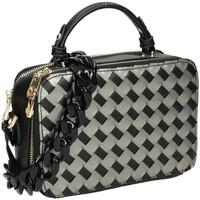 Torbice Ženske Ročne torbice Nobo 102060 Črna